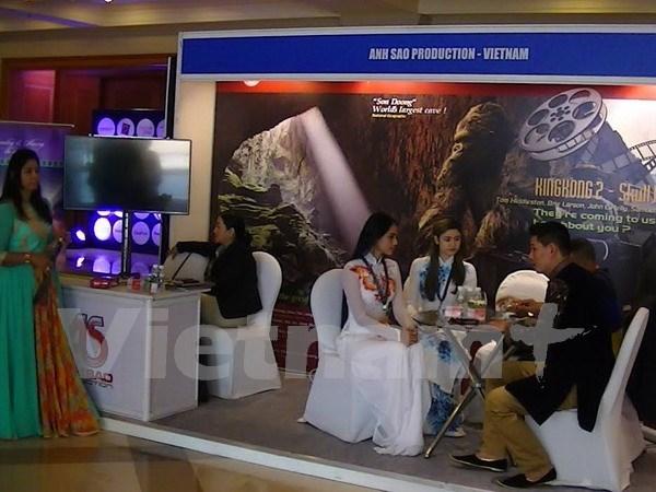 """Vietnam participa en conferencia """"Sitios de rodaje de 2016"""" en la India hinh anh 1"""