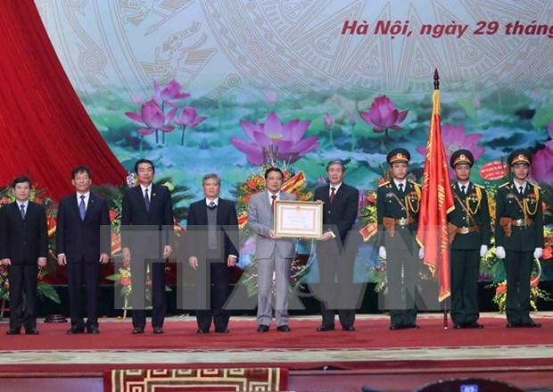 Enaltecen contribuciones de rama de asuntos interiores a lucha anticorrupcion hinh anh 1