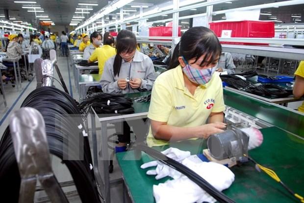 Impresionante aumento de IED en Vietnam hinh anh 1
