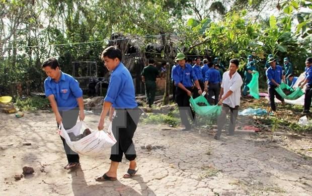 Diversas actividades en Vietnam en saludo al Mes de la Juventud hinh anh 1