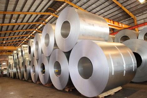 Vietnam exporta 20 mil toneladas de rollos de acero a Estados Unidos hinh anh 1