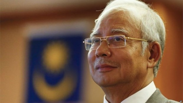 Primer ministro de Malasia visita Arabia Saudita hinh anh 1