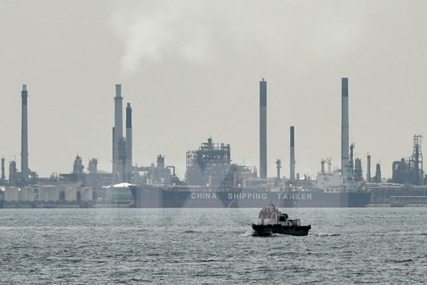 Singapur e Iran firman pacto de inversiones bilaterales hinh anh 1