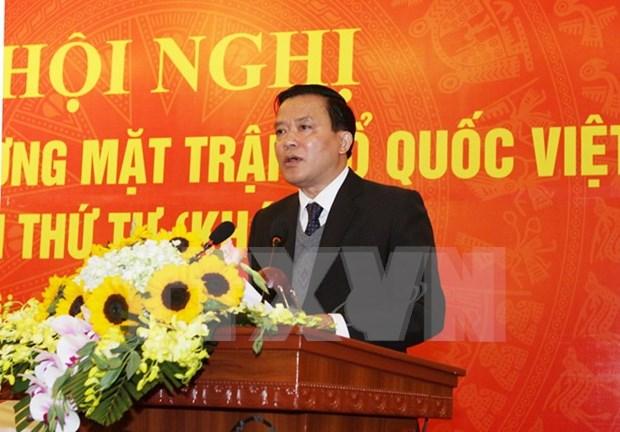 Vietnam continua preparaciones para elecciones parlamentarias hinh anh 1