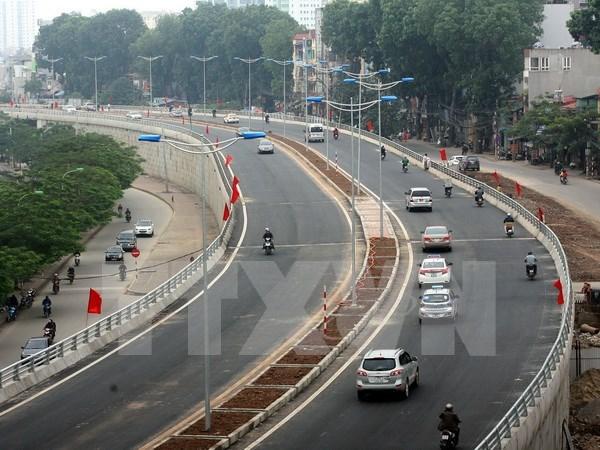 Banco Mundial apoya modernizacion de infraestructura de transporte en Hanoi hinh anh 1