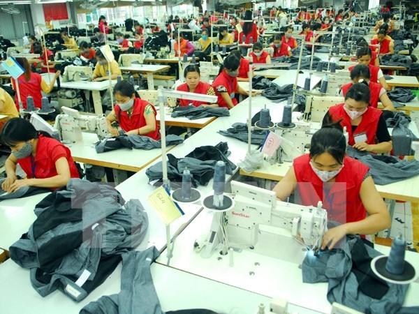 Vietnam supera a Camboya en exportacion de textil y confecciones hinh anh 1