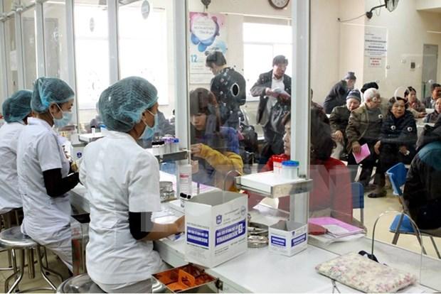 Aplican en Vietnam aumentos de precios de servicios de salud hinh anh 1