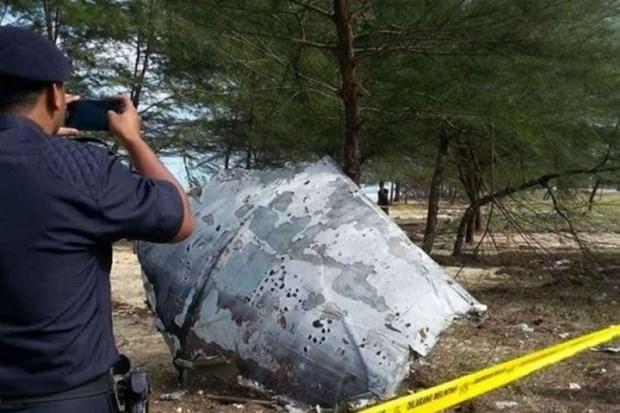 Hallados en costa de Mozambique posibles restos del MH370 hinh anh 1