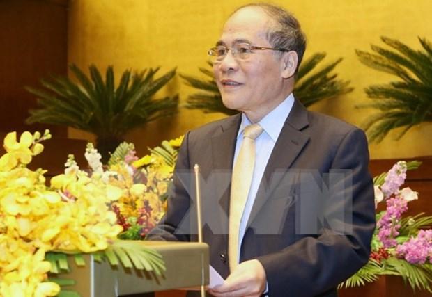 Presidente del Parlamento enfatiza importancia de calidad de diputados hinh anh 1