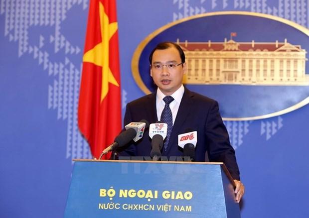 Vietnam decidido a defender pacificamente su soberania e intereses en Mar del Este hinh anh 1