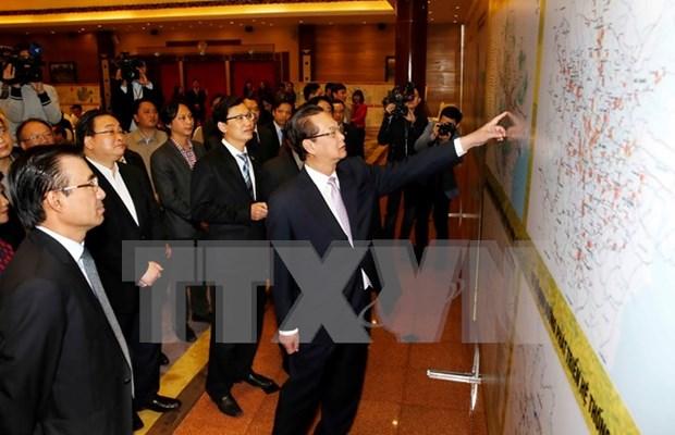 Ajustan planificacion de la region de la capital de Vietnam hasta 2030 hinh anh 1