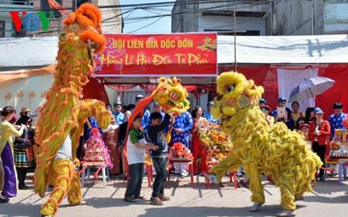 Festival del Templo Ta Phu-Ky Lua, destino atractivo para turistas hinh anh 1