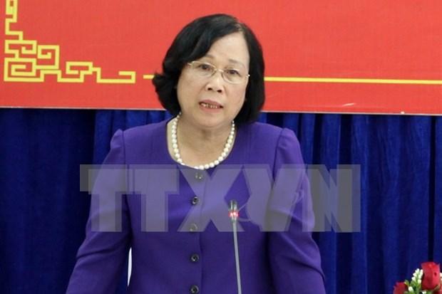 Impulsa Vietnam igualdad de genero hinh anh 1