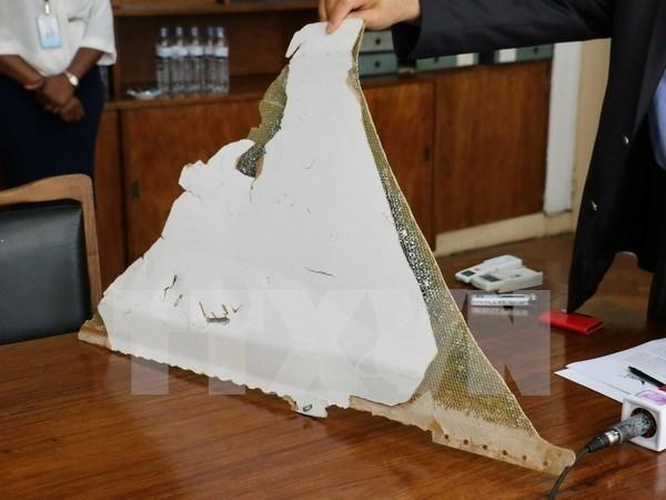 Mozambique deliberara con expertos malasios sobre restos de avion encontrados hinh anh 1