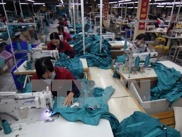 Vietnam planea aumentar 10 por ciento del valor de exportaciones hinh anh 1