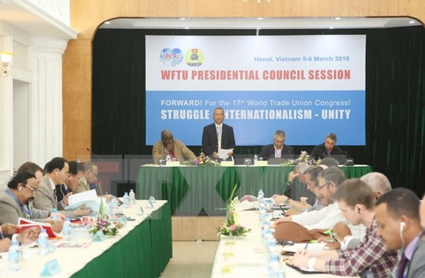 Consejo Presidencial de FSM apoya posicion vietnamita en asunto de Mar del Este hinh anh 1