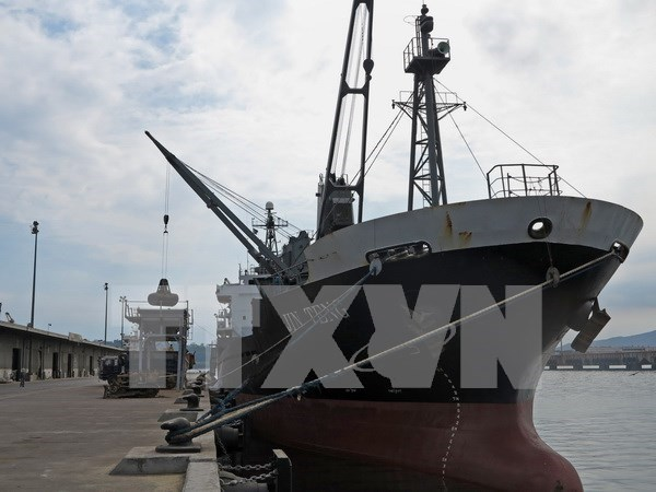 Filipinas espera por reaccion de ONU sobre barco norcoreano hinh anh 1