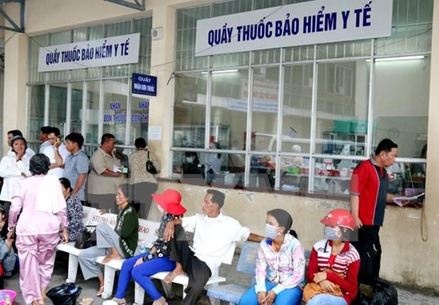 Ciudad Ho Chi Minh se enfrasca en aliviar sobrecarga en hospitales hinh anh 1