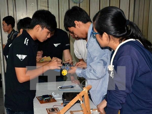 Funcionario de EE.UU. elogia ventaja vietnamita para el emprendimiento hinh anh 1