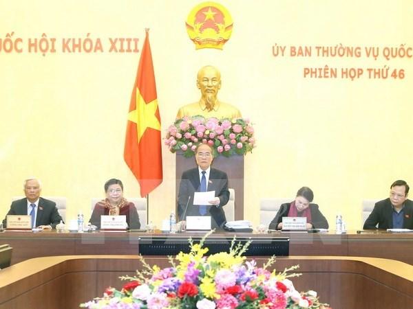 Legisladores vietnamitas analizan plan de desarrollo en proximo lustro hinh anh 1