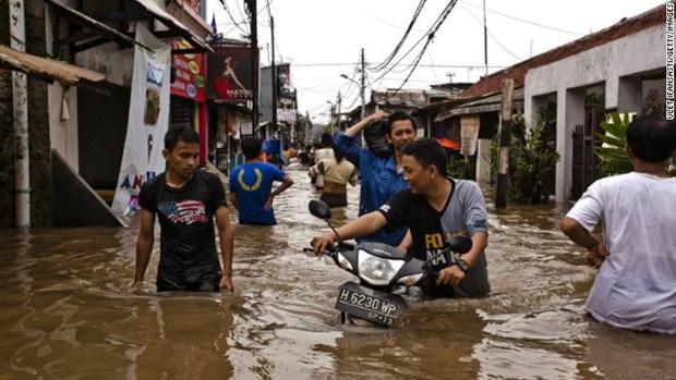 India proporciona previsiones meteorologicas para Sudeste de Asia hinh anh 1