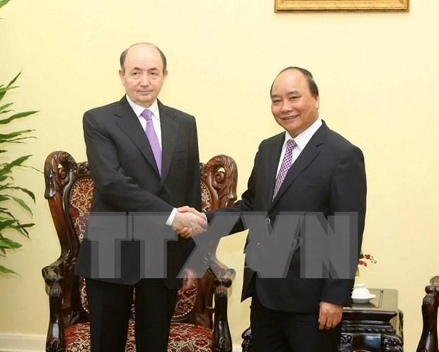Gobierno de Vietnam aboga por la cooperacion juridica con Azerbaiyan hinh anh 1