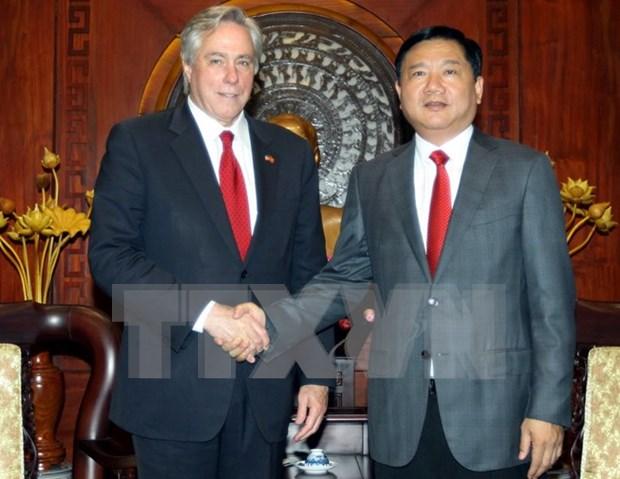 Destaca Vietnam cooperacion con Estados Unidos hinh anh 1