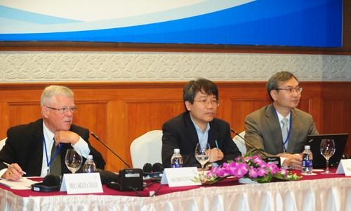 Estudian en Hanoi impactos de lazos China- EE.UU. en seguridad de Asia- Pacifico hinh anh 1