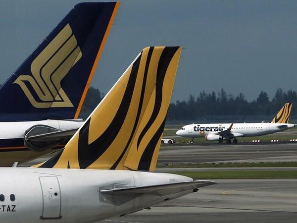 Singapur y Japon promueven lazos en gestion del trafico aereo hinh anh 1