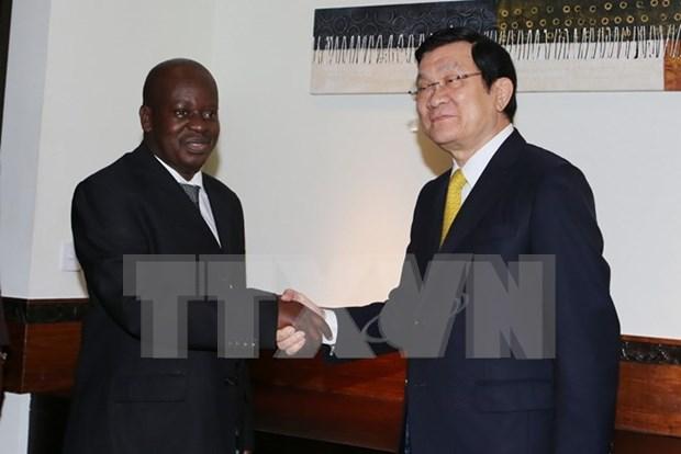 Vietnam y Tanzania fomentan lazos legislativos hinh anh 1