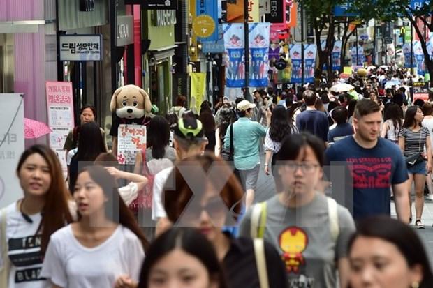 Vietnamitas constituyen tercera mayor comunidad de extranjeros en Sudcorea hinh anh 1