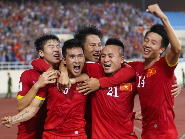 Z.com, nuevo patrocinador de seleccion vietnamita de futbol hinh anh 1