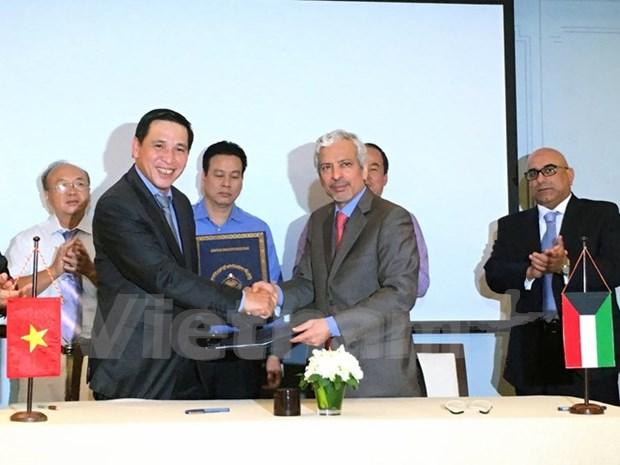 Asistencia kuwaiti a Vietnam en suministro de equipos de salud hinh anh 1