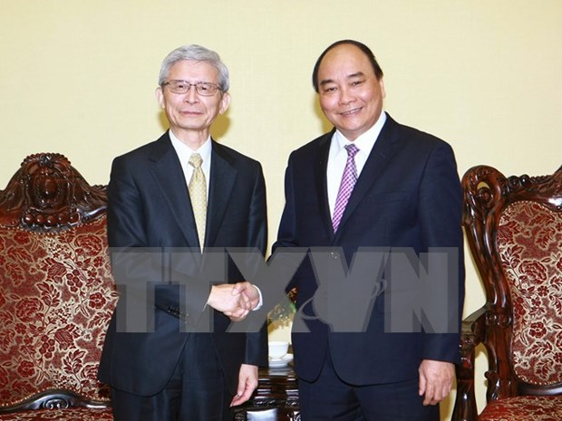 Vicepremier llama a Toyota a incrementar cooperacion con empresas vietnamitas hinh anh 1