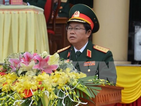 Participa Vietnam en conferencia de jefes de las fuerzas armadas de ASEAN hinh anh 1