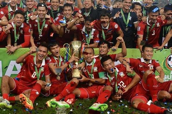 Filipinas acogera Copa de Futbol regional AFF Suzuki 2016 hinh anh 1