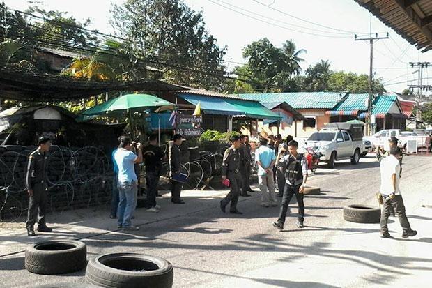 Grupo insurgente realiza ataques consecutivos en el sur de Tailandia hinh anh 1