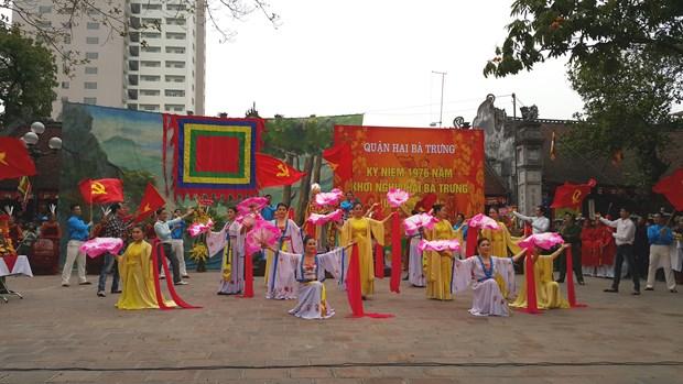 Revive lucha contra invasion extranjera de heroinas vietnamitas hinh anh 1
