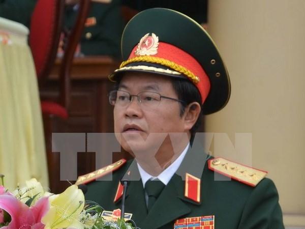 Vietnam por fortalecer nexos en defensa con Laos, Filipinas, Myanmar y Brunei hinh anh 1