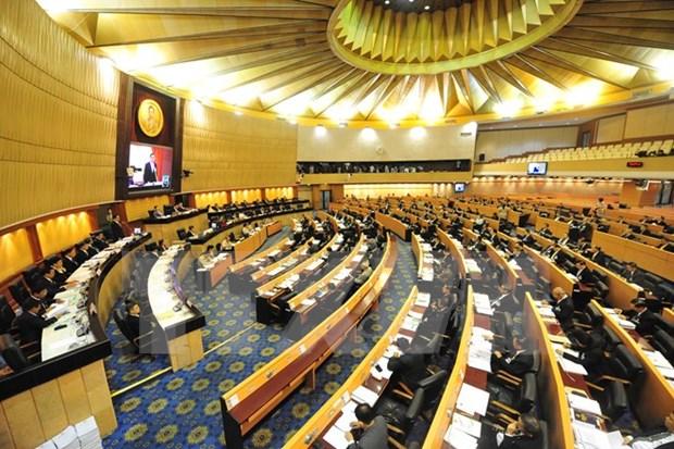 Parlamento tailandes apoya designacion de senadores hinh anh 1