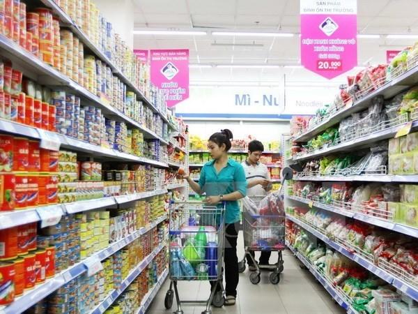 Publican informe de panorama del mercado financiero de Vietnam 2015 hinh anh 1