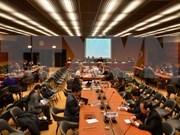 ASEAN saluda proceso de democratizacion en Myanmar hinh anh 1