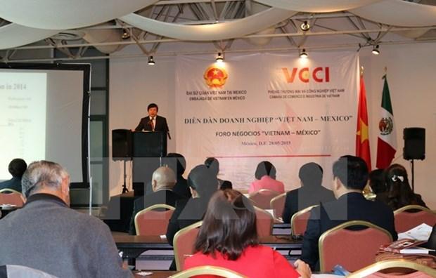 Asociacion mexicana abre oficina representiva en Vietnam hinh anh 1