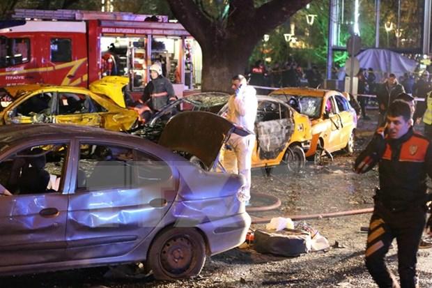 Vietnam condena energicamente ataques terroristas en Turquia y Costa de Marfil hinh anh 1