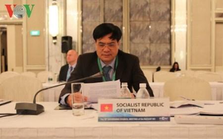 Inauguran en Singapur reunion sobre pirateria y robo armado de barcos en Asia hinh anh 1