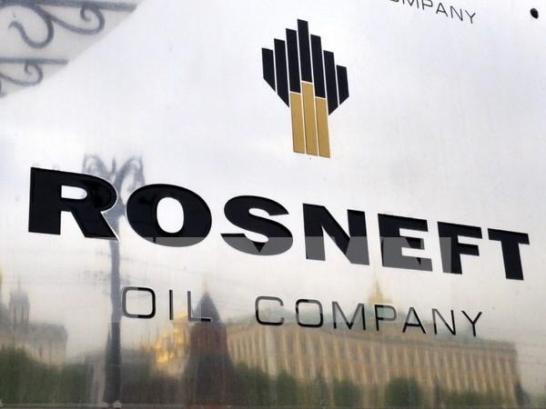 Rosneft inicia perforacion en yacimiento de gas natural hinh anh 1