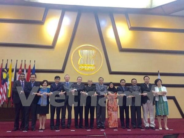 ASEAN y Rusia hacia la celebracion de dos decadas de asociacion hinh anh 1