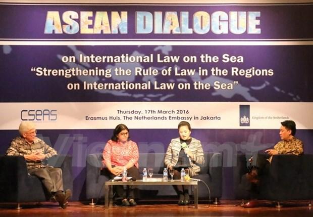 Dialogo de ASEAN: Cooperacion y solucion pacifica de disputas es tendencia dominante hinh anh 1