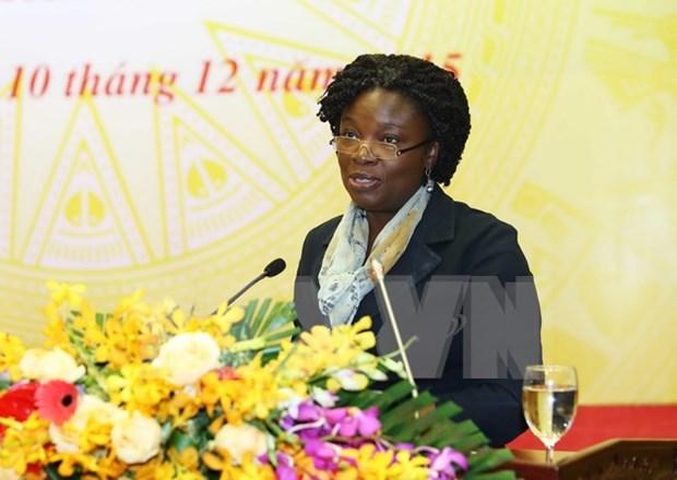 Banco Mundial promete apoyo al desarrollo de la salud en Vietnam hinh anh 1