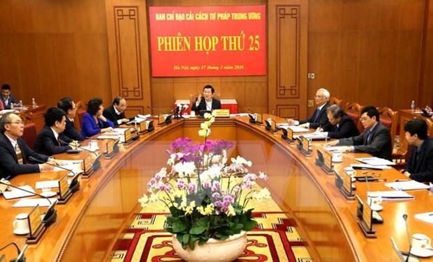 Vietnam por transparentar ejercicios de abogacia hinh anh 1